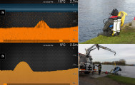 Deeper Smart Sonar readings